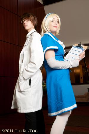 Dr. Derek Stiles from Trauma Center: Under the Knife 2 worn by Han-pan