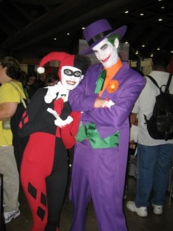 Harley Quinn / Dr. Harleen Francis Quinzel   from Batman worn by Han-pan