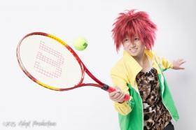 Kintarou Tooyama from Prince of Tennis