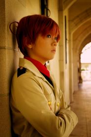 Italy (Romano) / Lovino Vargas from Axis Powers Hetalia worn by Koori Tsuki