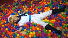 Hazuki Nagisa from Free! - Iwatobi Swim Club