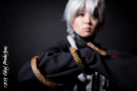 Snake from Black Butler  by Koori Tsuki