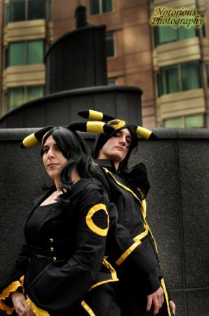 Umbreon from Pokemon worn by Mizeria