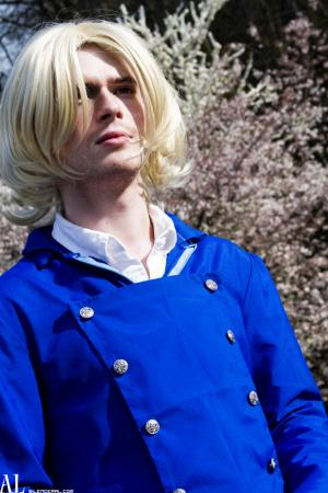 France / Francis Bonnefoy from Axis Powers Hetalia (Worn by GareBear)