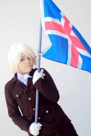 Iceland from Axis Powers Hetalia
