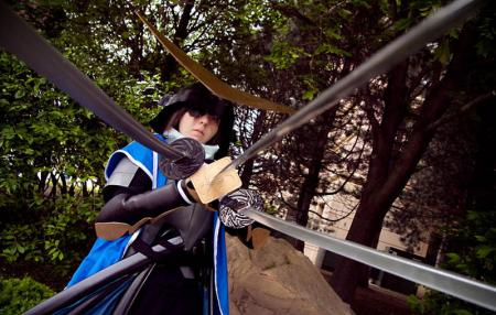 Date Masamune from Sengoku Basara