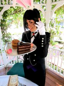 Sebastian Michaelis from Black Butler (Worn by Para Kitty)