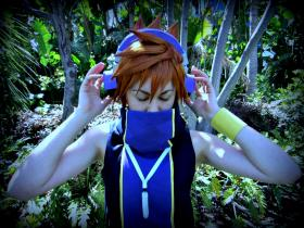 Neku Sakuraba from The World Ends With You (Worn by Para Kitty)