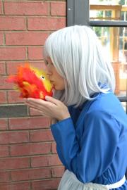 Sophie from Howls Moving Castle worn by BMO