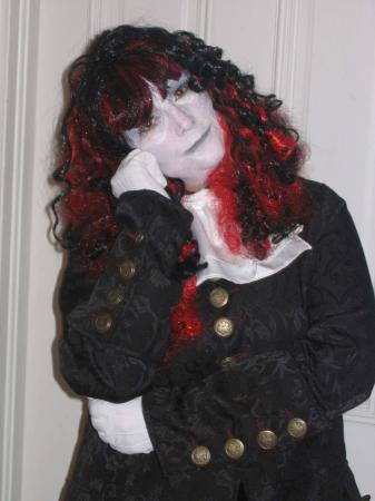 Doll Highwayman,  Sluagh of the Nursery from Original:  Fantasy
