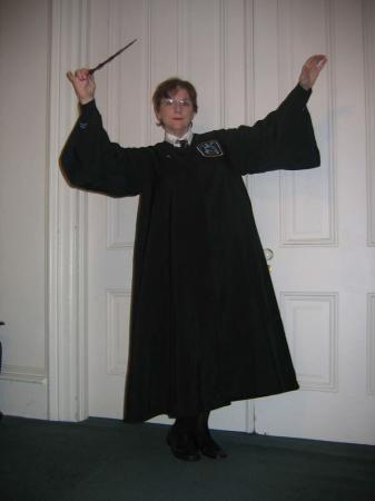 Ravenclaw Student from Harry Potter worn by Grandis