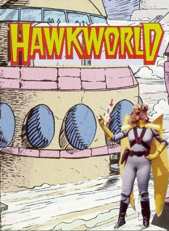 Hawk Woman from Hawk Man