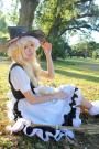 Marisa Kirisame from Touhou Project worn by Lycorisa