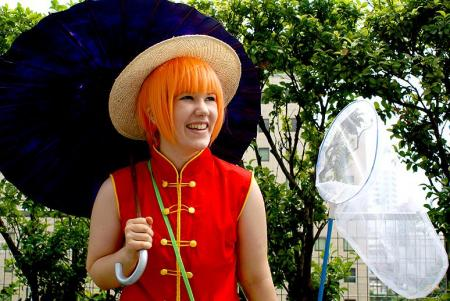 Kagura from Gintama worn by Yuka