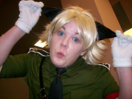 Schrodinger from Hellsing
