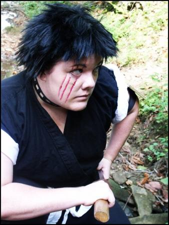Hisagi Shuuhei from Bleach worn by Xehnis