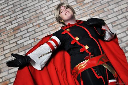 Fai D. Flowright / Yuui from Tsubasa: Reservoir Chronicle worn by Xehnis