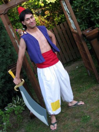 Aladdin from Aladdin worn by Colombian_Otaku