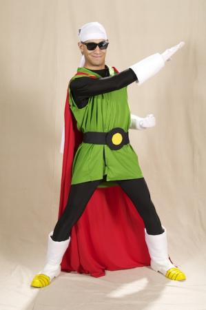 Great Saiyaman 1 from Dragonball Z 