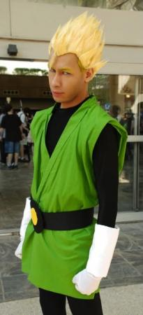 Gohan from Dragonball Z worn by Colombian_Otaku