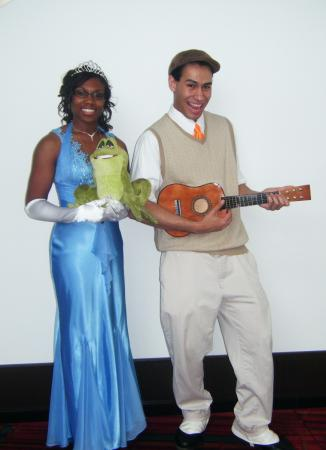 Prince Naveen from Princess and the Frog, The