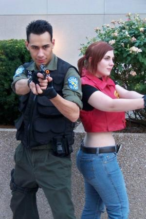Chris Redfield from