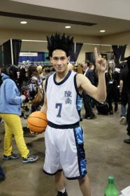 Akira Sendoh from Slam Dunk worn by Colombian_Otaku