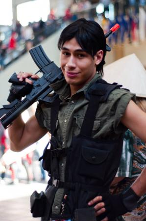 Carlos Oliveira from Resident Evil 3: Nemesis worn by Colombian_Otaku