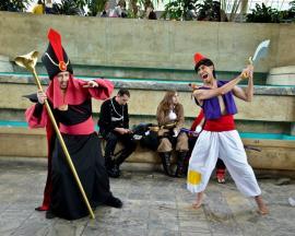 Aladdin from Aladdin