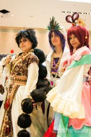 Sinbad from Magi Labyrinth of Magic worn by Koholint