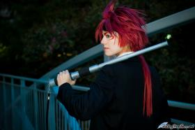 Reno from Final Fantasy VII