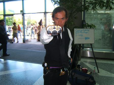 Keisuke Nago from Kamen Rider Kiva