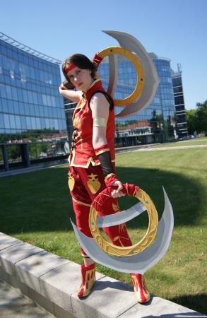 Sun Shang Xian