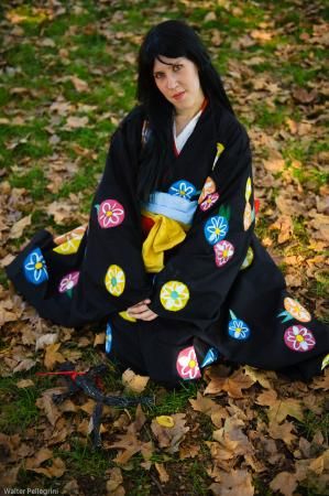 Enma Ai from Jigoku Shoujo worn by AlexisKami