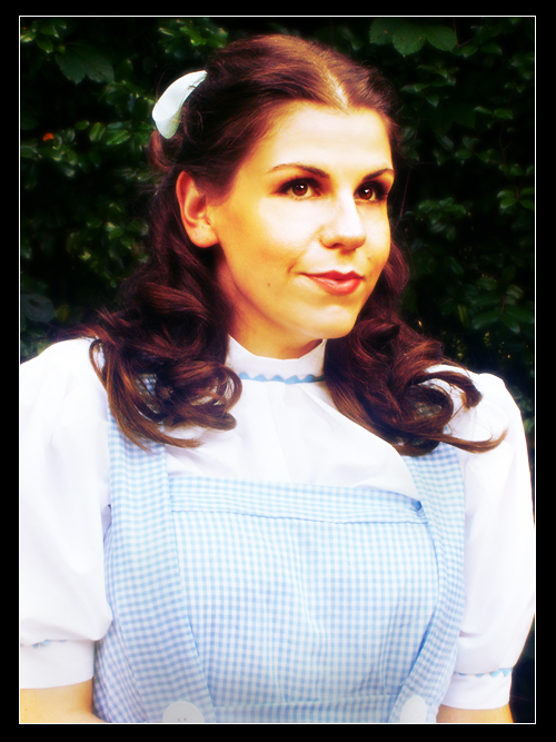 Dorothy gale from wizard of oz the by nadine for Dorothy gale
