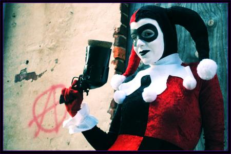 Harley Quinn / Dr. Harleen Francis Quinzel  	