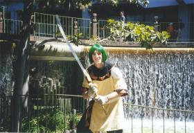 Ferio from Magic Knight Rayearth