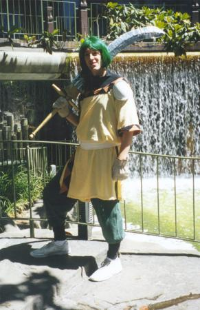 Ferio from Magic Knight Rayearth worn by PatrickD