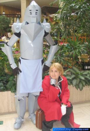Alphonse Elric from Fullmetal Alchemist worn by PatrickD