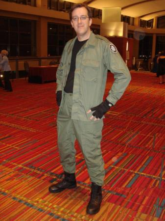Daniel Jackson from Stargate worn by PatrickD