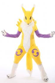 Renamon from Digimon Tamers worn by PatrickD