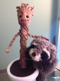 Groot from Guardians of the Galaxy