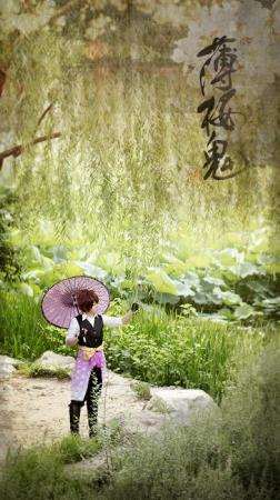 Toudou Heisuke from Hakuouki Shinsengumi Kitan worn by bunny团