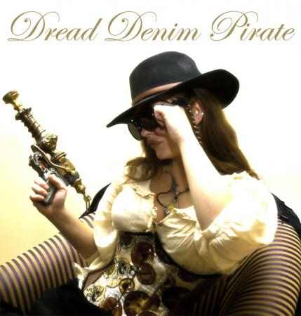 Dread Denim Time Pirate Levi of Strauss from Original: Steampunk