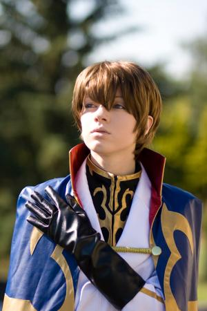 Suzaku Kururugi from Code Geass worn by monsoonlotus