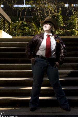 America / Alfred F. Jones from Axis Powers Hetalia worn by Haley