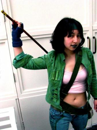 Jade from Beyond Good and Evil worn by Darizard