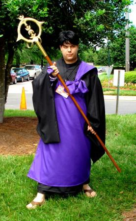 Miroku from Inuyasha worn by mechpics
