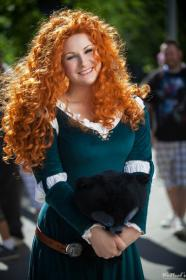 Merida from Brave worn by Hydra