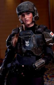 Marine from Halo 3 worn by Hydra
